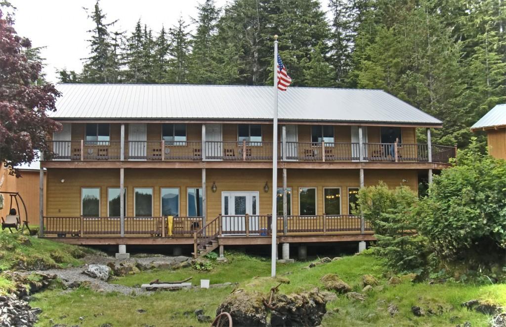 Lodge Outside View