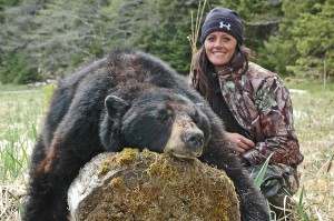 Self Guided Alaska Black Bear Hunting