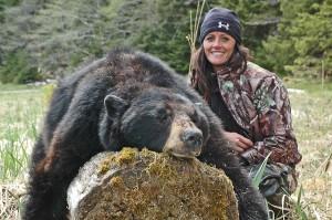 Self Guided Alaska Black Bear Hunting